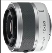 Nikon Nikkor 1 10-30mm f/3.5-5.6 VR Lens for J1 J2 J3 J5 V1 V2 -White image 2