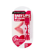 Maybelline Baby Lips Blam Translucent Color Shine Moisture SPF20 Berry C... - $6.48