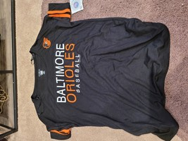 Womens MLB Baltimore Orioles Poly Tee Small - $14.50
