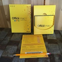 Microsoft Office for Mac Home and Student 2011 PKC - Family Pack up to 3... - $62.65