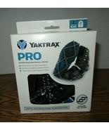 New Yaktrax Pro Boot Shoe Traction-Size L NIB - $9.95