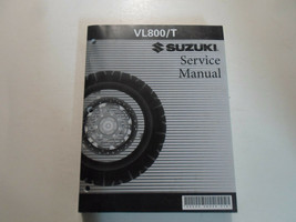 2001 2007 Suzuki VL800/T Service Repair Shop Workshop Manual New - $188.09