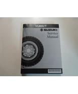2001 2007 Suzuki VL800/T Service Repair Shop Workshop Manual New - $188.09