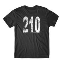 Retro Vintage Style San Antonio Area Code 210 T-Shirt - $12.99