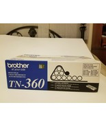Brother TN-360 High Yield Toner Cartridge - Black NIB New - $39.04