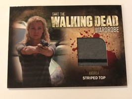 Cryptozoic Walking Dead Season 2 Wardrobe Laurie Holden as Andrea M12 - $32.67