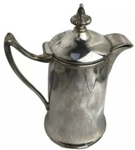 Reed & Barton Vintage Silver Plated Syrup Pitcher - 167L Vintage Syrup Pot - $27.23