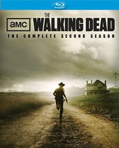 Walking Dead: Complete Second Season (Blu-ray Disc, 2012, 4-Disc Set)