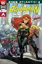 Aquaman #40 DC NM - $3.95