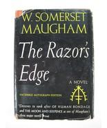 W. Somerset Maugham,  The Razor's Edge,  1945 HBDJ, Collectible, Vintage... - $31.44