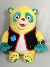 Disney Stuffed plush Animal Special Agent Oso yellow panda Disney Store - $33.14