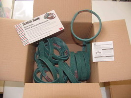 "20 - 3M Surface Conditioning Belt 6500 A VFN 19688 1/2"" x 12"" Scotch Bri... - $47.50"