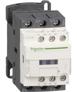 NEW! LC1D12P7 Schneider Contactor 230 Vac 5.5kW 7.5hp, Made in France - $77.39