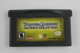 Pirates of the Caribbean: The Curse of the Black Pearl (Game Boy Advance... - $5.93