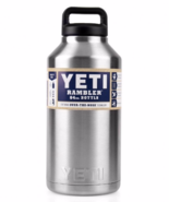Brand New Yeti Rambler 64 oz Stainless Bottle w... - ₨2,906.45 INR