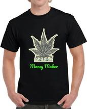 Money Maker 420 Canna T Shirt image 1