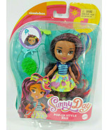 "Sunny Day Pop-In Style ROX Doll Mattel Nickelodeon 6"" Pose - minor ship ... - $8.26"