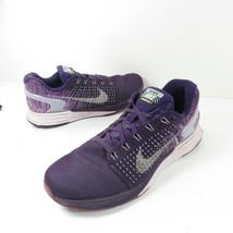 Nike Lunarglide 7 Flash H2o Repel Running Shoes Women's Purple 803567-50... - $27.00