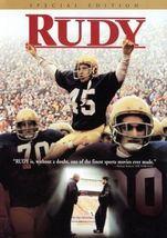 Rudy (DVD, 2000, Special Edition) - u - €6,14 EUR