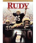Rudy (DVD, 2000, Special Edition) - u - $9.05 CAD