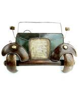 Metal Big Vintage Green Car Mural Wall Decor Club Bar Lounge Pub Wall Ha... - $382.05