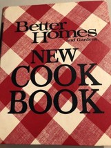 Vintage Cookbook: Better Homes And Gardens / New Cookbook - $11.00