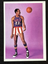 1972-73 Fleer Harlem Globetrotters #80 Jackie Jackson Rookie Basketball Card - $3.22