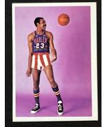 1972-73 Fleer Harlem Globetrotters #80 Jackie Jackson Rookie Basketball ... - $3.22