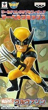 Marvel Marvel Comics Mundo Coleccionable Figuras Wolverine por Separado - $53.00