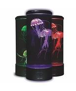 Fascinations FASJELLYE Electric Jellyfish Mood Light (New Round Design) - $78.99