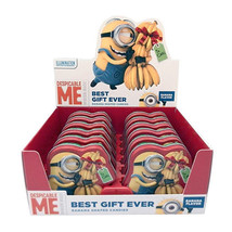 Despicable Me Minions Best Gift Ever Banana Candy Embossed Metal Tin Box... - $38.69