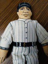 1979 Hallmark Series 1 Babe Ruth Collectible Doll in Box image 6