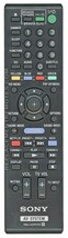 NEW SONY Remote Control for  BDVE190, BDVE385, BDVE390, BDVE490, BDVN790 - $26.13