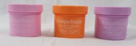Clinique Happy Treats 3 Piece Body Gelato Cream Set Sugared Petals Berry Blush - $31.71