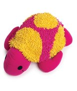 Grriggles Moppy Fabric Tropical Turtle Dog Toy, 16-1/2-Inch, Raspberry - $34.60