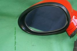 06-14 Mazda Miata Mx-5 NC Wing Door Power Mirror SideView Side View LH image 4