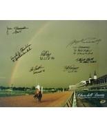Spend the Buck signed Churchill Downs Kentucky Derby Winners (1985) Horse Racing - $136.95