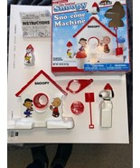 Snoopy Snow Cone Machine Cra-Z-Art - $38.56