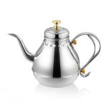 1.2/1.8L Stainless Steel Water Kettle Boiler Induction Tea Coffee Pot Lo... - $30.99+