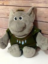 Disney Frozen Inside Out Reversable Rock Troll Plush Stuffed Animal Toy - $12.82