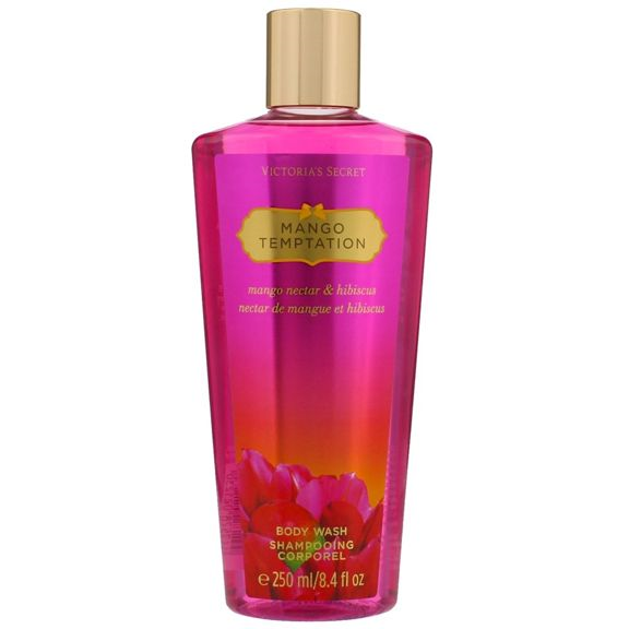 Primary image for Victoria's Secret Fantasies Mango Temptation Daily Body Wash 8.4 oz