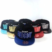 Bad Boys Fancy Baseball Cap with Flat Bill and Snap back - $12.99