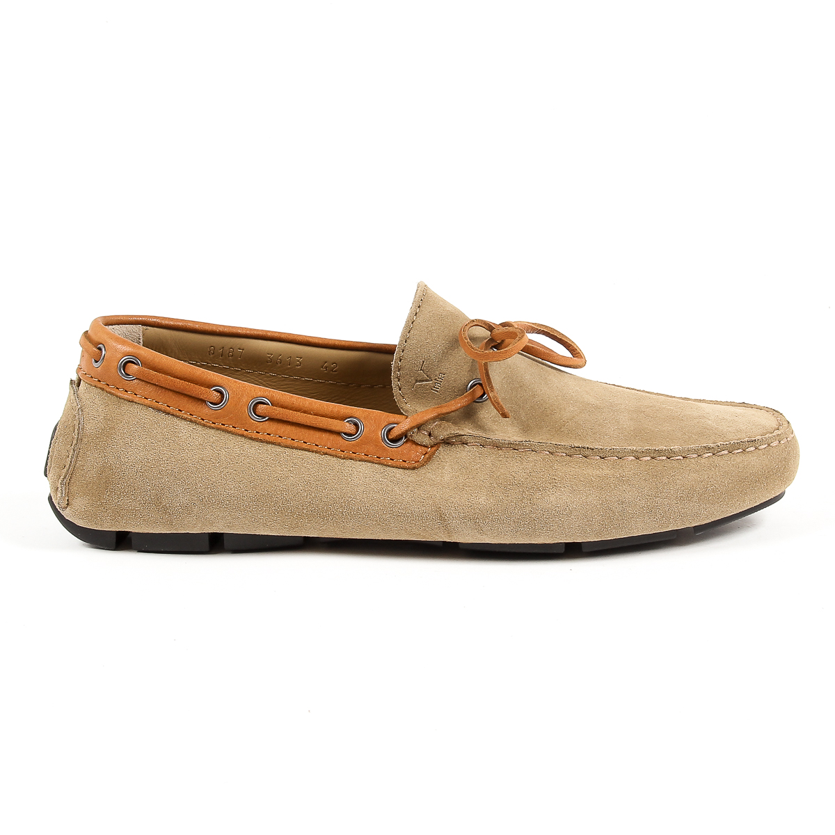 Primary image for V 1969 Italia Mens Loafer Camel MATTEW
