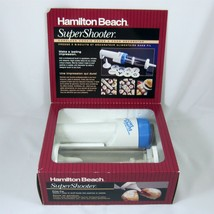 Hamilton Beach Super Shooter Cordless Cookie Press and Food Decorator 80000 - $39.99