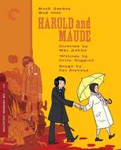 Harold and Maude Criterion Collection DVD Brand New & Sealed OOP WS Not Blu-ray image 1