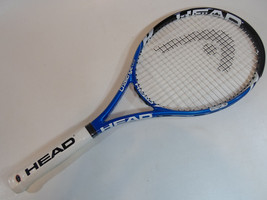 Head Tennis Racket MicroGel Challenge OS Blue L3 4-3/8 NEW! Racquet - $39.95
