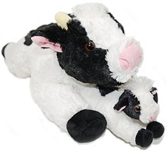 """Exceptional Home Super Soft Cows Plush Stuffed Animals Set - 18"""" Cow wit... - $48.81"""