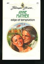 Edge of Temptation [Mass Market Paperback] Anne Mather