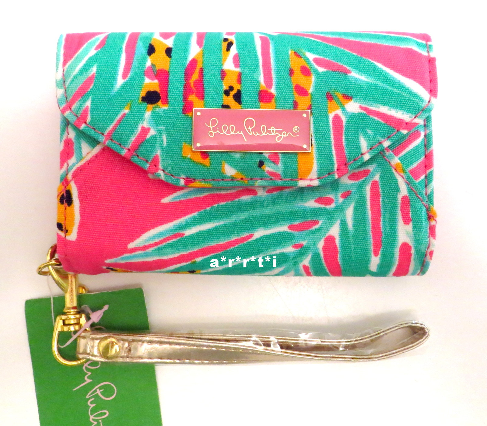 Lilly Pulitzer Wristlet: 1 Listing
