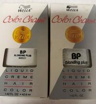 Wella Color Charm Liquid Hair Color  1.4 Oz  800531 Old Stock Blonde Plus Qty. 2 - $12.22